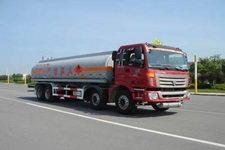 中集牌ZJV5313GHY01TH型化工液体运输车图片