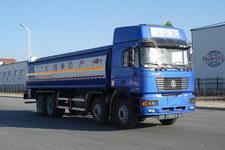金碧牌PJQ5318GHY型化工液体运输车图片