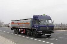 程力威牌CLW5310GHYT3型化工液体运输车图片