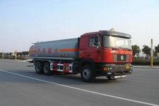 中集牌ZJV5250GHYSX型化工液体运输车图片