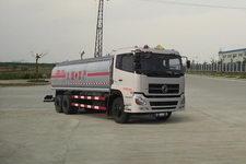 东风牌DFZ5250GHYA8S型化工液体运输车图片