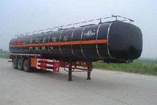 江淮扬天牌CXQ9401GHYBW型保温化工液体运输半挂车图片