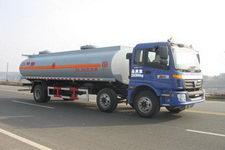 楚胜牌CSC5250GHYB型化工液体运输车图片