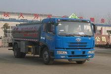 程力威牌CLW5160GHYC3型化工液体运输车