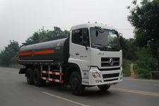 岷江牌YZQ5251GHY3型化工液体运输车图片