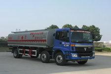 程力威牌CLW5251GHYB3型化工液体运输车图片