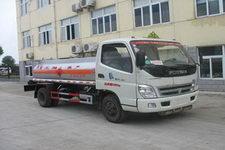 楚胜牌CSC5050GJYB型加油车