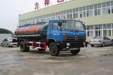 醒狮牌SLS5162GHYE3型化工液体运输车图片