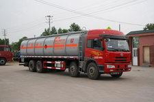 醒狮牌SLS5311GHYC型化工液体运输车图片