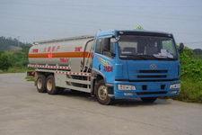 永强牌YQ5253GHYB型化工液体运输车图片