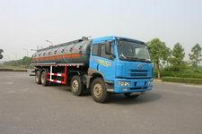 宏宙牌HZZ5312GHY型化工液体运输车图片