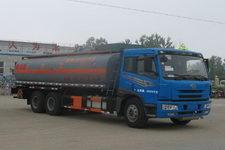 程力威牌CLW5251GHYC3型化工液体运输车图片