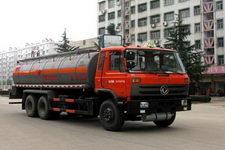 程力威牌CLW5253GHYT3型化工液体运输车图片
