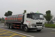 程力威牌CLW5250GHYH3型化工液体运输车图片