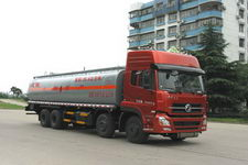 程力威牌CLW5310GHY3型化工液体运输车