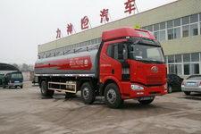 醒狮牌SLS5254GHYC型化工液体运输车图片