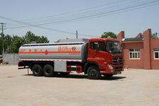 醒狮牌SLS5250GHYD3型化工液体运输车图片