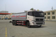 东风牌DFZ5250GHYA9S型化工液体运输车图片