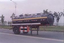 沪光6.8米10吨1轴化工液体运输半挂车(HG9151GHY)