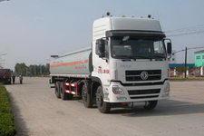 华威驰乐牌SGZ5300GHYDFL3型化工液体运输车图片