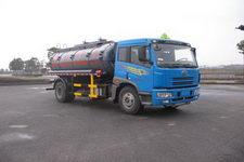 宏宙牌HZZ5164GHY型化工液体运输车图片