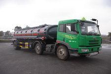 宏宙牌HZZ5251GHY型化工液体运输车图片