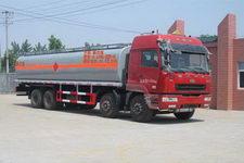 醒狮牌SLS5311GHYH3型化工液体运输车图片