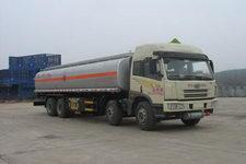 楚胜牌CSC5313GHYC型化工液体运输车图片