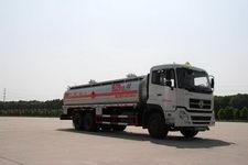 醒狮牌SLS5251GHYD3型化工液体运输车图片