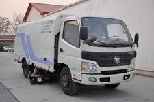 天路BTL5071TSLEV型纯电动吸尘车