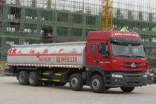 程力威牌CLW5310GHYL3型化工液体运输车图片