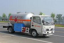 程力威牌CLW5070GYQ型液化气体运输车