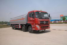 华威驰乐牌SGZ5310GHYDFL3A4型化工液体运输车图片