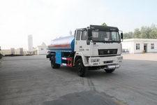 华威驰乐牌SGZ5160GHYZZ3型化工液体运输车图片