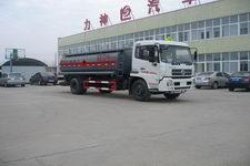 醒狮牌SLS5163GHYD型化工液体运输车图片