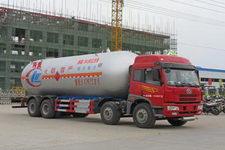 程力威牌CLW5311GYQC型液化气体运输车