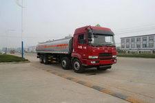 华威驰乐牌SGZ5310GHYHN3型化工液体运输车图片