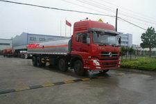 楚飞牌CLQ5311GHY3D型化工液体运输车图片