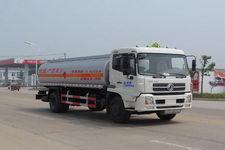 神狐牌HLQ5160GHYD型化工液体运输车图片