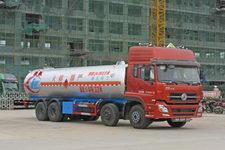 程力威牌CLW5312GYQ型液化气体运输车