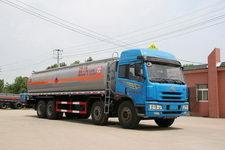 醒狮牌SLS5317GHYC型化工液体运输车图片