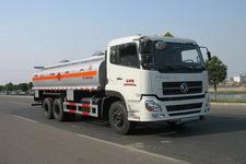 楚胜牌CSC5251GHYD8型化工液体运输车图片
