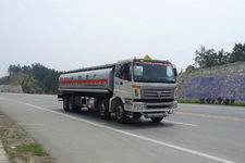 龙帝牌SLA5310GHYB6型化工液体运输车图片