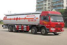 程力威牌CLW5312GHYC3型化工液体运输车图片