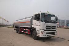 华威驰乐牌SGZ5250GHYDFL3A9型化工液体运输车图片