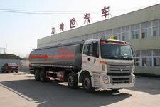 醒狮牌SLS5313GHYB型化工液体运输车图片