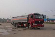 SGZ5250GHYZZ3J44型华威驰乐牌化工液体运输车图片