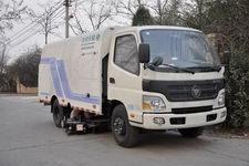 天路BTL5072TSLEV型纯电动吸尘车