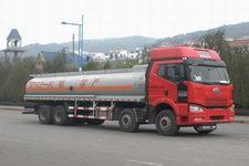 岷江牌YZQ5315GHY3型化工液体运输车图片