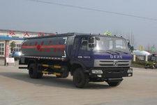 程力威牌CLW5161GHY3型化工液体运输车图片